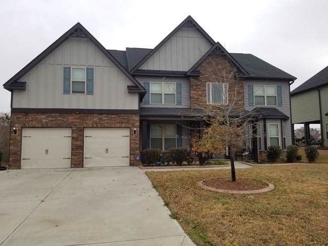 127 Broadleaf Trail, Grovetown, GA 30813 (MLS #449541) :: Young & Partners