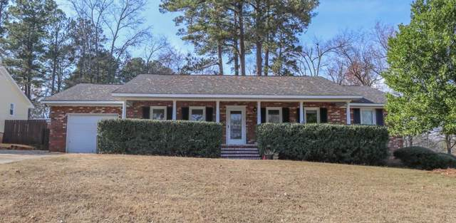 4337 Holiday Terrace, Martinez, GA 30907 (MLS #449554) :: Young & Partners