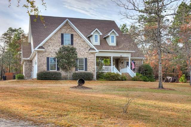 662 Alydar Lane, Aiken, SC 29803 (MLS #449562) :: Shannon Rollings Real Estate