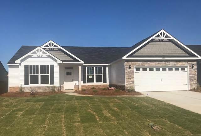 9-F Heartwood Pass, Aiken, SC 29803 (MLS #449565) :: Shannon Rollings Real Estate