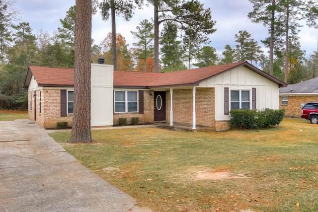 2643 Cranbrook Drive, Hephzibah, GA 30815 (MLS #449629) :: Southeastern Residential