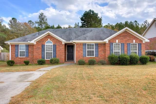 4548 Pineview Lane, Hephzibah, GA 30815 (MLS #449636) :: Shannon Rollings Real Estate
