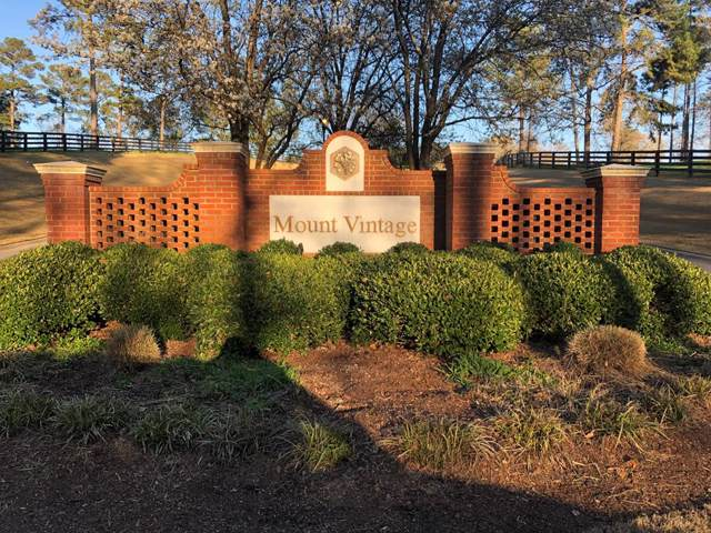 Lot H-57 Longstreet Place, North Augusta, SC 29860 (MLS #449682) :: Young & Partners