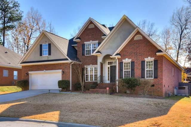 315 Barnsley Drive, Evans, GA 30809 (MLS #449693) :: Shannon Rollings Real Estate