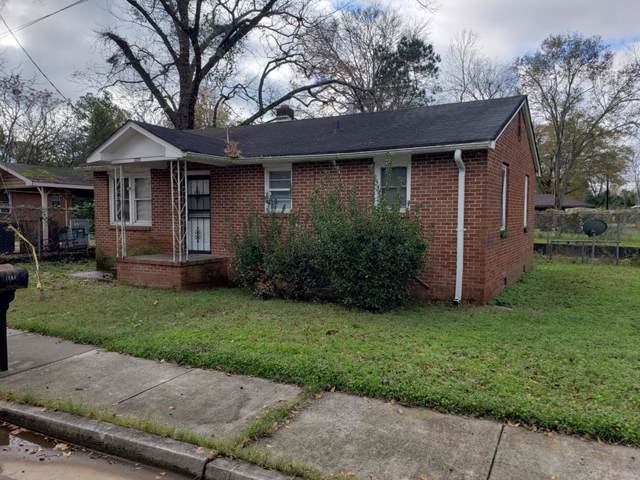 1025 13th Avenue, Augusta, GA 30901 (MLS #449695) :: Shannon Rollings Real Estate