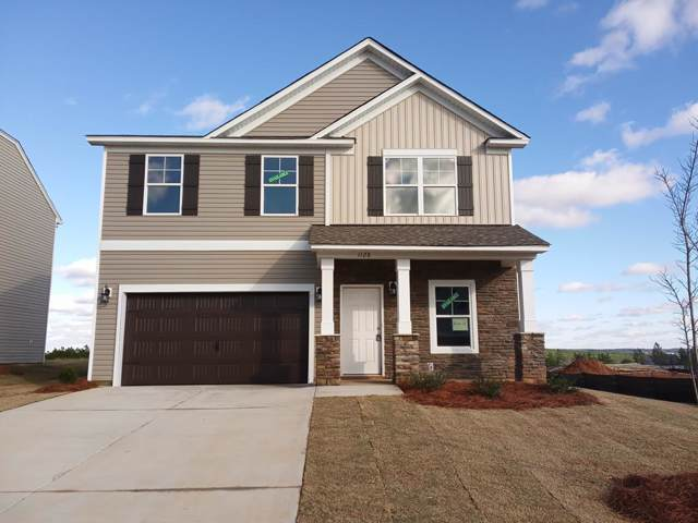 1128 Sapphire Drive, Graniteville, SC 29829 (MLS #449697) :: Young & Partners