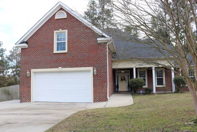 806 Leslie Court, Evans, GA 30809 (MLS #449701) :: Young & Partners