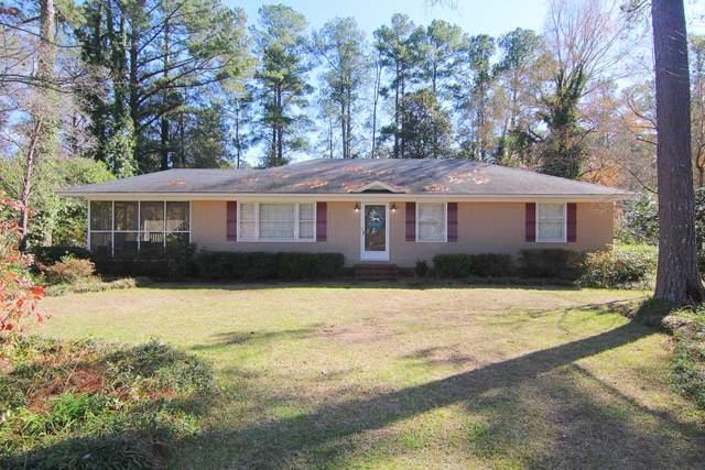 503 Burkeland Road, Waynesboro, GA 30830 (MLS #449800) :: Melton Realty Partners