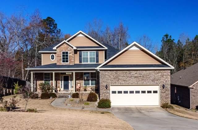 5137 Wells Drive, Evans, GA 30809 (MLS #449837) :: RE/MAX River Realty