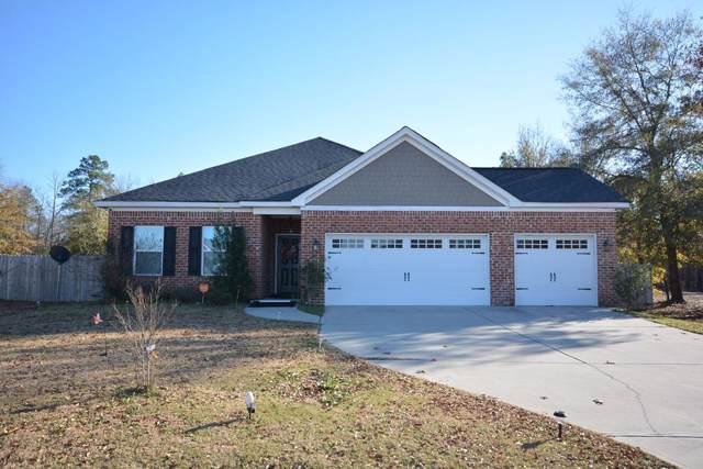 2628 New Hope Circle, Hephzibah, GA 30815 (MLS #449874) :: Southeastern Residential