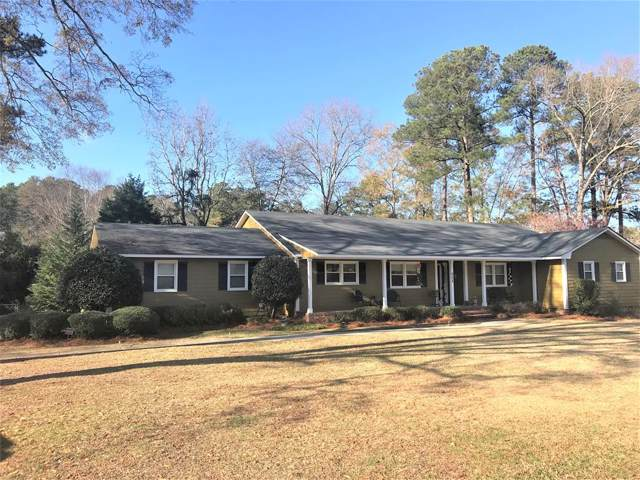 668 Chestnut Drive, Thomson, GA 30824 (MLS #449924) :: Young & Partners