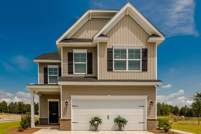 551 Count Fleet Court, Graniteville, SC 29829 (MLS #449938) :: REMAX Reinvented | Natalie Poteete Team