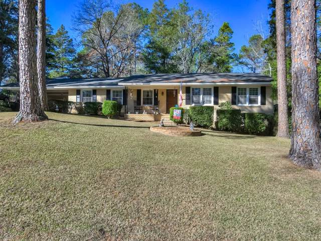 1914 Coulter Drive, North Augusta, SC 29841 (MLS #450056) :: Young & Partners