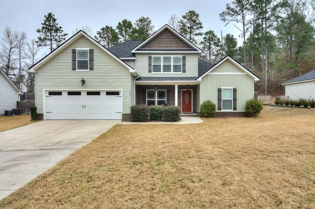 1025 Bubbling Springs Drive, Graniteville, SC 29829 (MLS #450112) :: Young & Partners