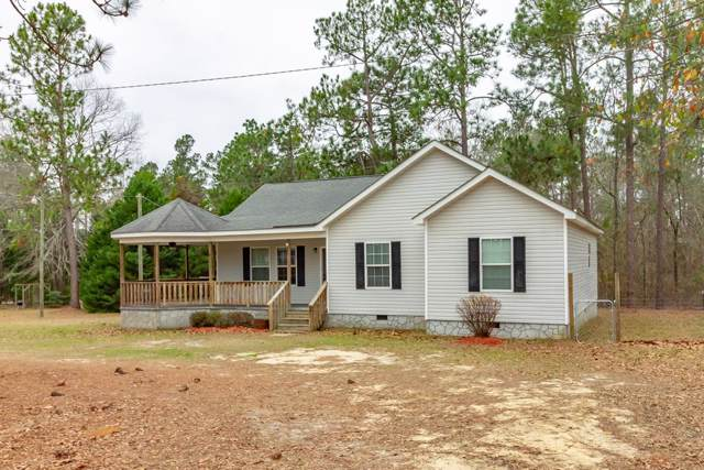 143 Post Oak Road, Waynesboro, GA 30830 (MLS #450140) :: Shannon Rollings Real Estate