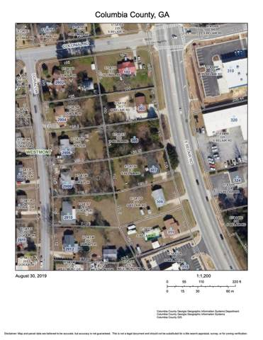 305-311 S Belair Road, Martinez, GA 30907 (MLS #450165) :: REMAX Reinvented | Natalie Poteete Team