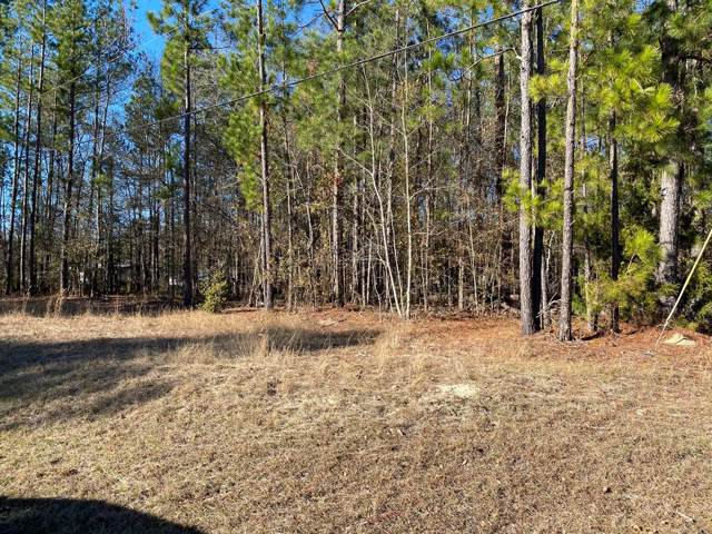 0 Hobbs Mill Road, Dearing, GA 30808 (MLS #450180) :: Melton Realty Partners