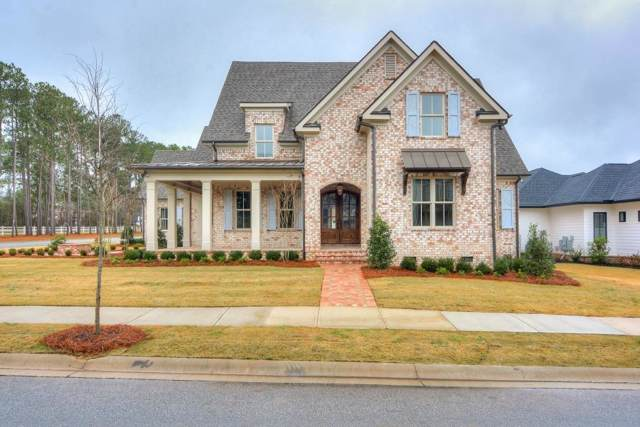 4012 Blue Pond Way, Martinez, GA 30907 (MLS #450184) :: Young & Partners