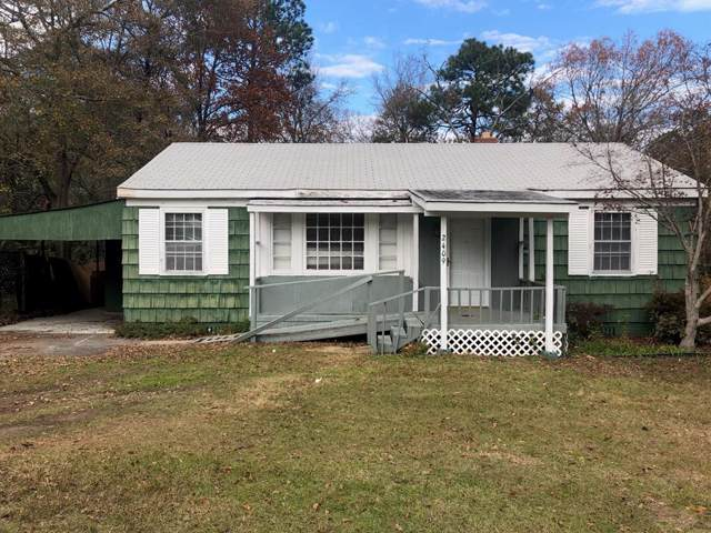 2409 Ruby Drive, Augusta, GA 30906 (MLS #450186) :: Shannon Rollings Real Estate