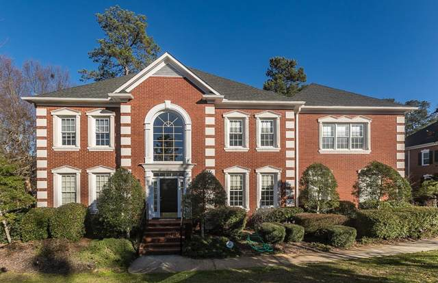 580 Firestone Court, Martinez, GA 30907 (MLS #450217) :: Young & Partners