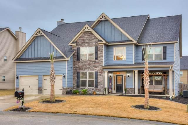 118 Broadleaf Trail, Grovetown, GA 30813 (MLS #450262) :: Southeastern Residential