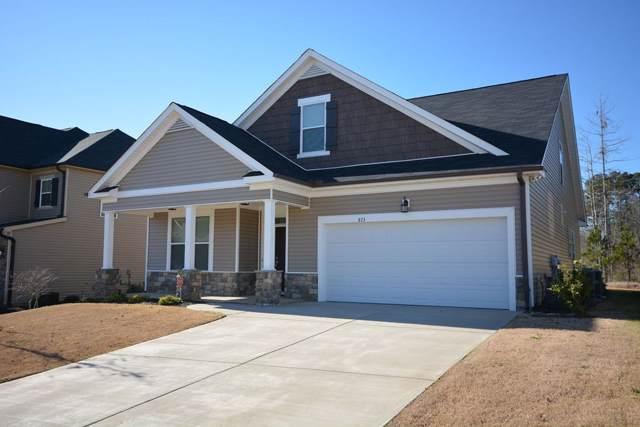 873 Williford Run Drive, Grovetown, GA 30813 (MLS #450290) :: Young & Partners