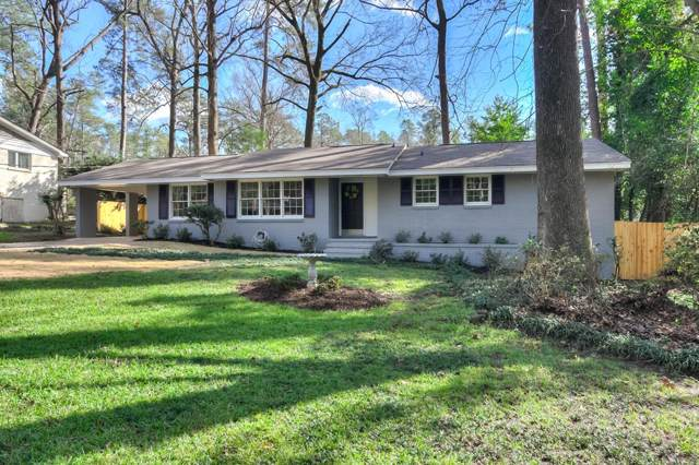 911 Hammond Drive, North Augusta, SC 29841 (MLS #450291) :: Young & Partners