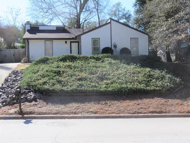 303 E Wynngate Drive, Martinez, GA 30907 (MLS #450297) :: RE/MAX River Realty