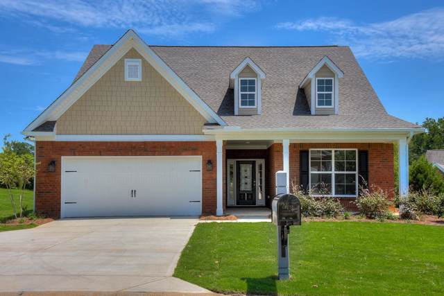 137 Fitzsimmons Drive, North Augusta, SC 29860 (MLS #450339) :: Southeastern Residential