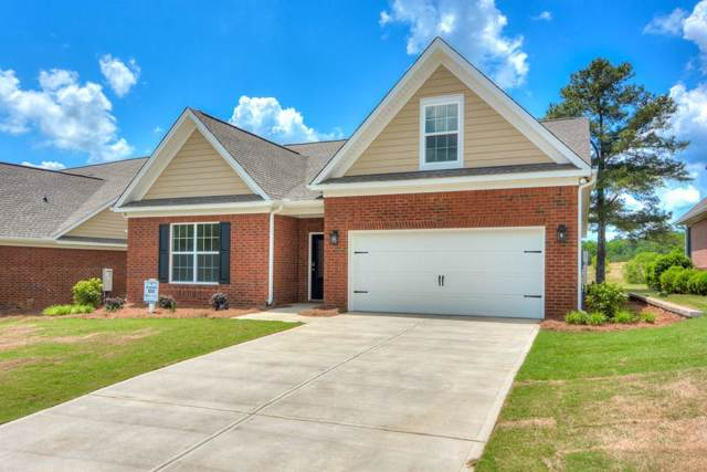 142 Fitzsimmons Drive, North Augusta, SC 29860 (MLS #450346) :: Southeastern Residential