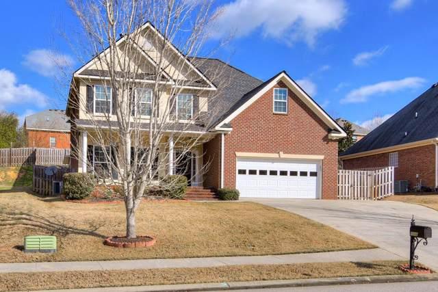 1648 Jamestown Avenue, Evans, GA 30809 (MLS #450348) :: REMAX Reinvented | Natalie Poteete Team
