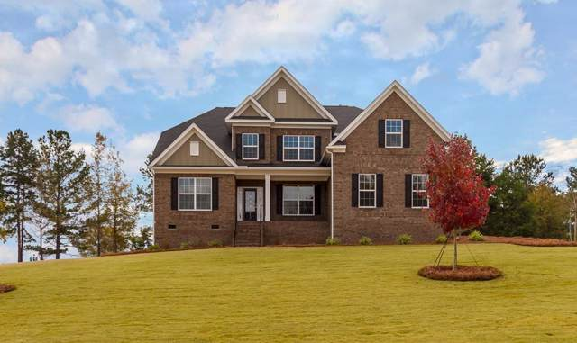 272 Eutaw Spring Trail, North Augusta, SC 29860 (MLS #450350) :: Shannon Rollings Real Estate