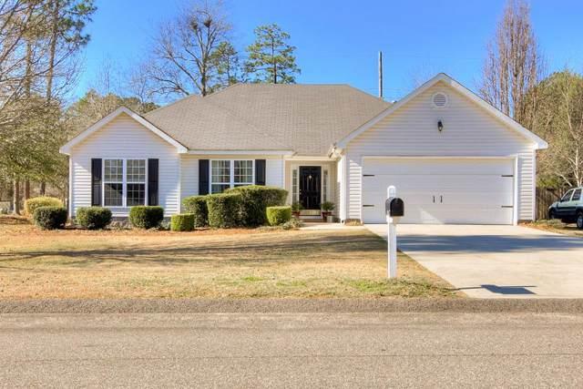 1333 Watsonia Drive, Aiken, SC 29803 (MLS #450351) :: Young & Partners