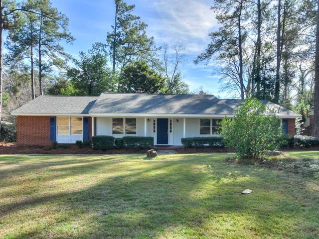 736 Oxford Road, Augusta, GA 30909 (MLS #450356) :: The Starnes Group LLC