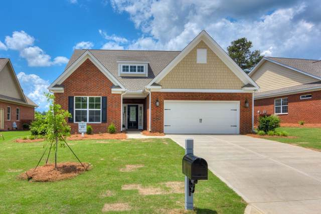 144 Fitzsimmons Drive, North Augusta, SC 29860 (MLS #450365) :: Southeastern Residential
