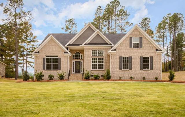 276 Eutaw Spring Trail, North Augusta, SC 29860 (MLS #450378) :: Shannon Rollings Real Estate