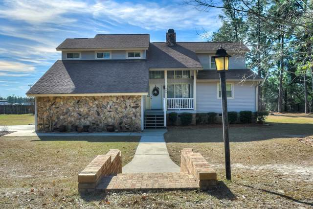 1502 Brookstone Drive, Graniteville, SC 29829 (MLS #450394) :: Young & Partners