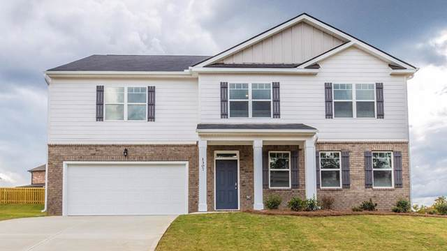 142 Journey Run, North Augusta, SC 29860 (MLS #450406) :: Melton Realty Partners