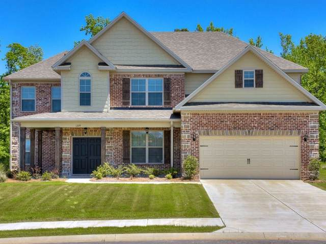 1334 Weedon Drive, Evans, GA 30809 (MLS #450446) :: Melton Realty Partners