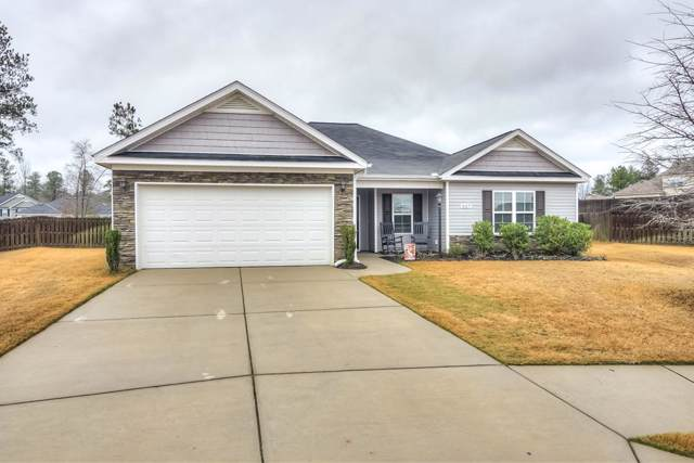 927 Avalon Court, Grovetown, GA 30813 (MLS #450459) :: RE/MAX River Realty