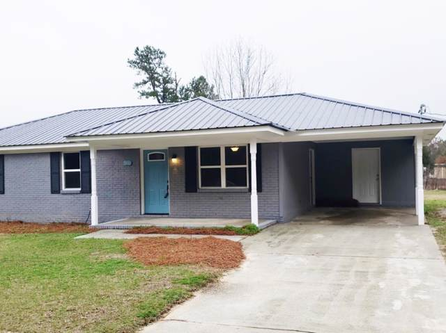553 Grays Grove Church Road #553, Waynesboro, GA 30830 (MLS #450470) :: Shannon Rollings Real Estate