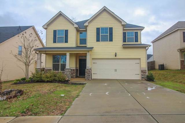 928 Golden Bell Lane, Grovetown, GA 30813 (MLS #450472) :: Young & Partners
