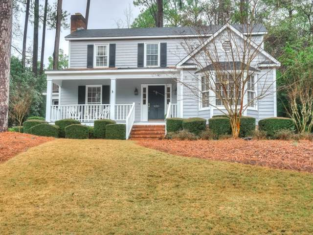 3350 Sugar Mill Road, Augusta, GA 30907 (MLS #450477) :: REMAX Reinvented | Natalie Poteete Team