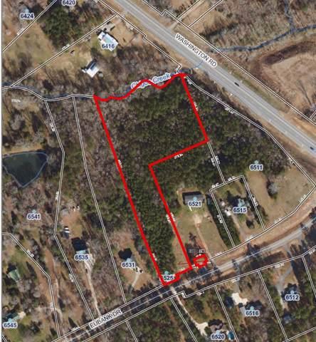 TBD Washington Road, Appling, GA 30802 (MLS #450489) :: Southeastern Residential