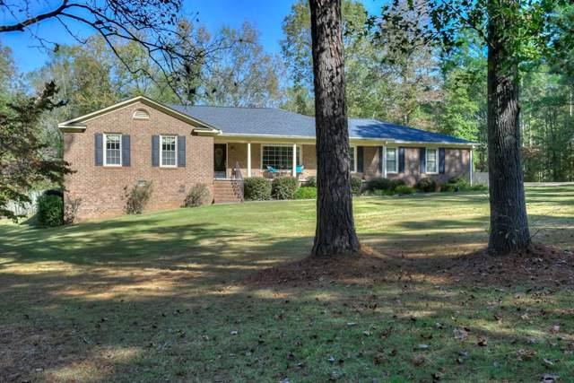 1519 Stevens Creek Drive, North Augusta, SC 29860 (MLS #450496) :: Melton Realty Partners