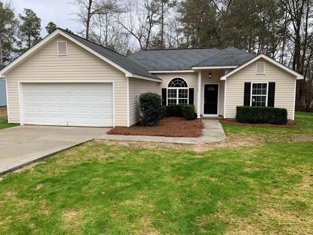 540 Bradley Drive, North Augusta, SC 29841 (MLS #450530) :: Melton Realty Partners