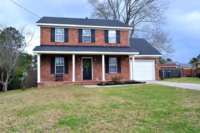 2307 Perot Drive, Hephzibah, GA 30815 (MLS #450541) :: RE/MAX River Realty