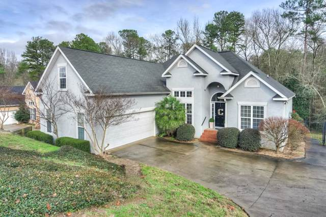 5014 Fieldcrest Drive, North Augusta, SC 29841 (MLS #450542) :: RE/MAX River Realty