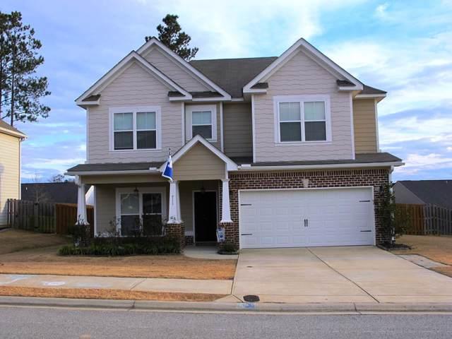 711 Southwick Avenue, Grovetown, GA 30813 (MLS #450554) :: Young & Partners