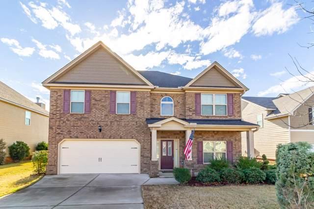 768 Bridgewater Lane, Evans, GA 30809 (MLS #450559) :: Southeastern Residential